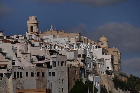 city of mahon on menorca