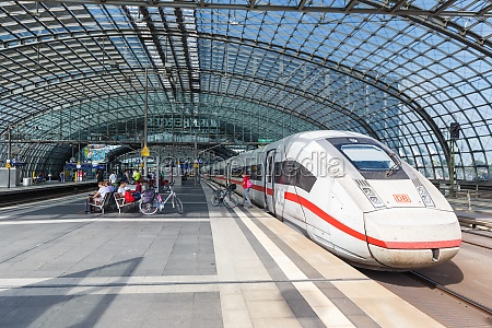 ice 4 high speed train at