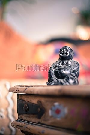 spirituality and feng shui concept buddha