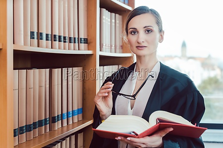 lawyer working on a difficult case