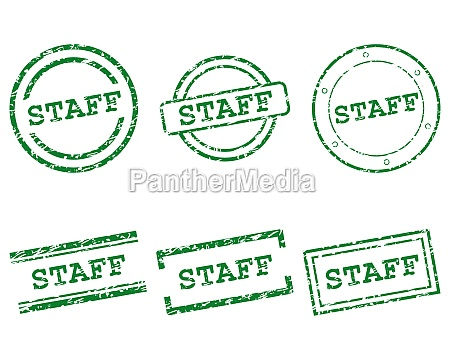 staff stamps