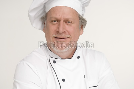 chef close up