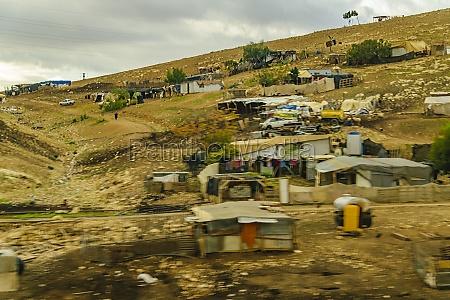 bedouins settlement israel