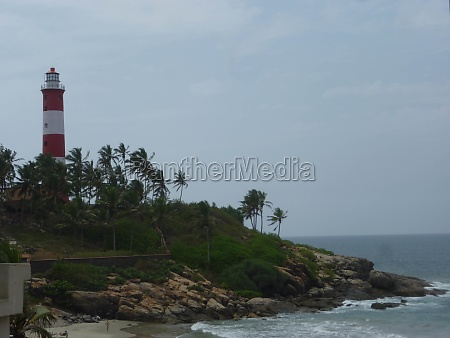 lighthouse as a navigational aid in