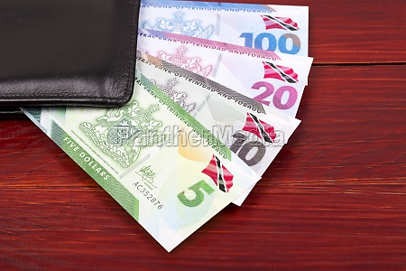 trinidad and tobago dollar in the