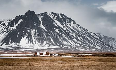 iceland serene landscape