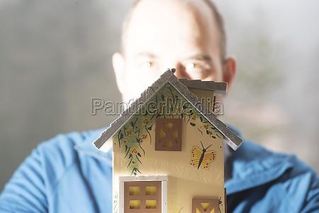a single family detached home