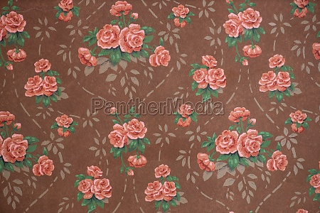 lovely seamless floral background