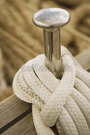 close up of a peg and