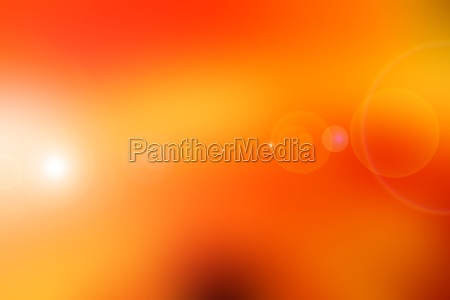 abstract blurry light space