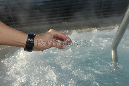 water quality test for swimming pools