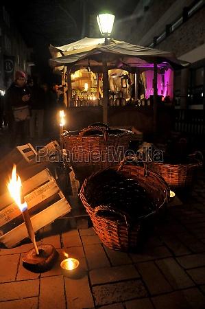 chrismast market in hannover
