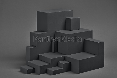 abstract background with geometrical figures