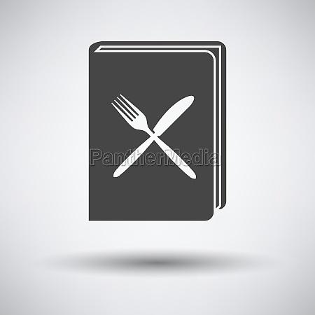 menu book icon