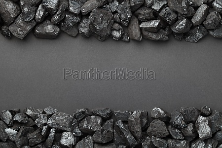 black coal frame