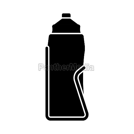 bike bottle cages icon