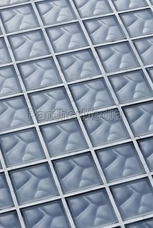 closeup of a tiled surface