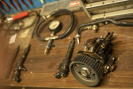 spare car engine diesel pump 3