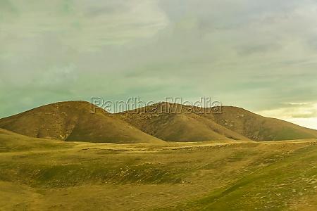 west bank landscape israel