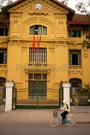 communist party hospital hanoi vietnam