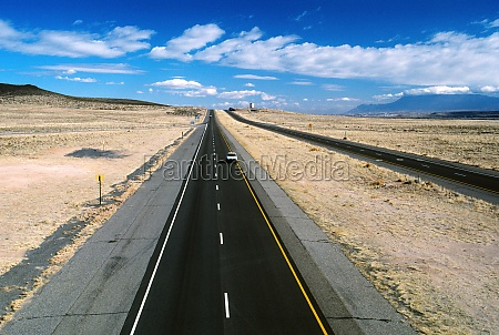 roadshighway traffic in new mexico