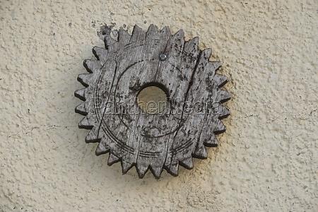 a gear or cog wheel