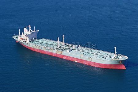 oil tanker off california coast