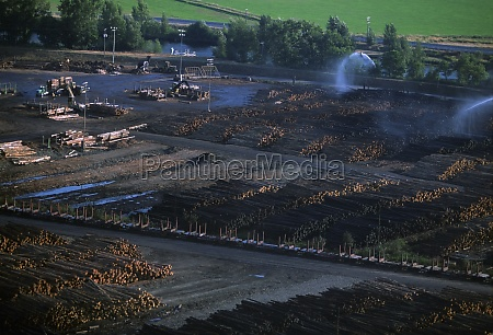 large commercial sawmill idaho usa