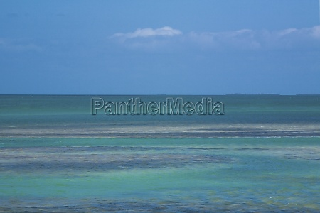 panoramic view of the sea florida