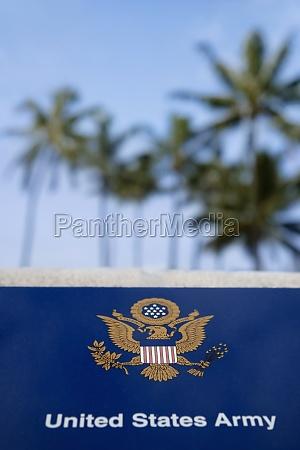 close up of a memorial plaque