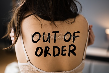 out of order and body shaming