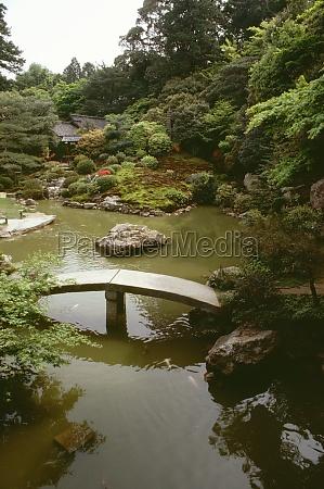 high angle view of a bridge