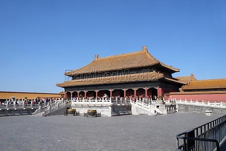 palace of heavenly purity qianqinggong in