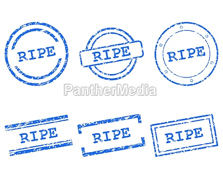 ripe stamps