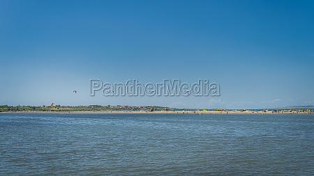 zdrijac beach between nin bay and