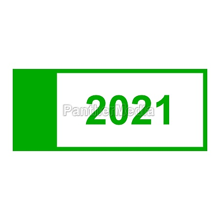 year 2021 and banknote