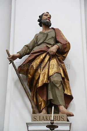 saint james the less basilica of