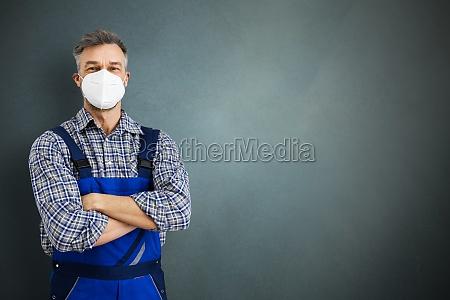 electrician workman or plumbing repairman