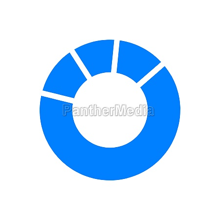 pie chart and background