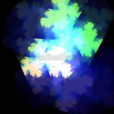 mandelbrot fractal infinite spirals colorful like