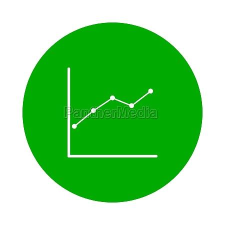 chart and circle