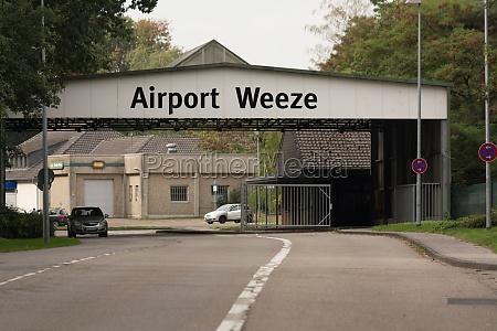 airport building regional airport weeze