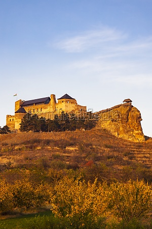 castle of boldogko in northern hungary