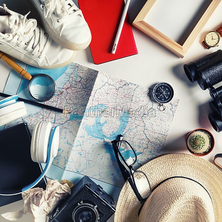 planning vacation trip