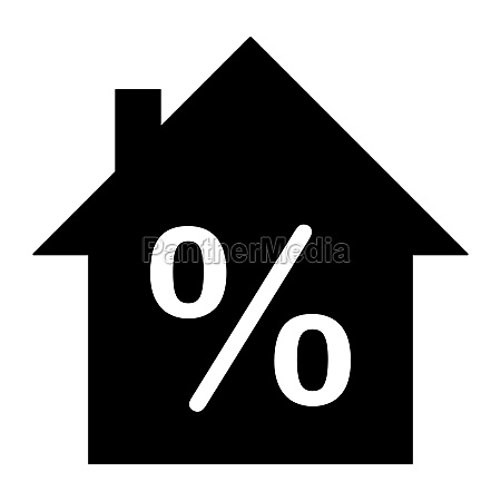 percent and home