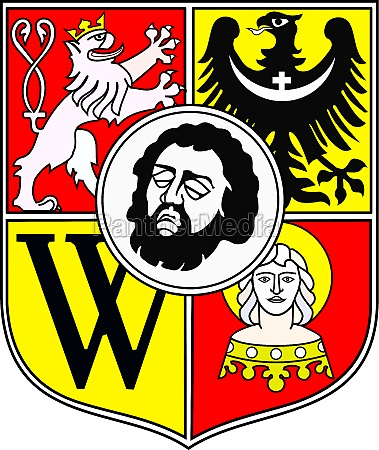 coat of arms of wroclaw