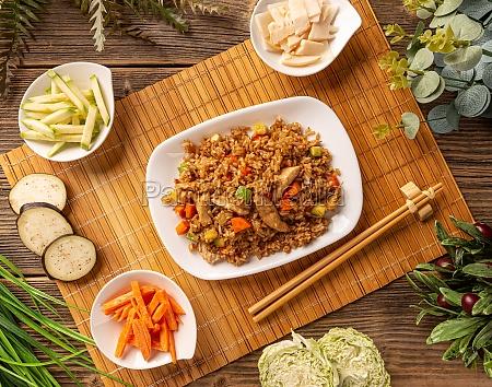chinese style menu