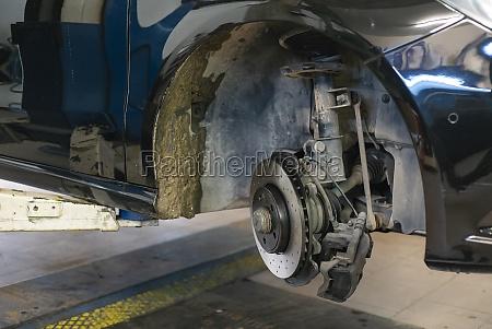 disc brake replacement 5