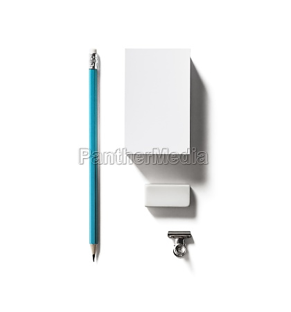 blank stationery set