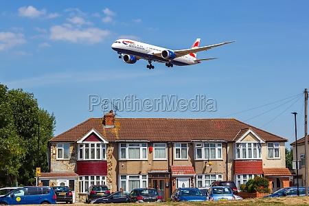 british airways boeing 787 9 dreamliner